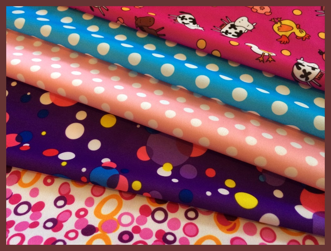Cuts Collection: Darcy 5 PUL Prints