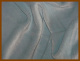 "Light Blue Organic Bamboo Velour (OBV) 29/30"" X 60"""