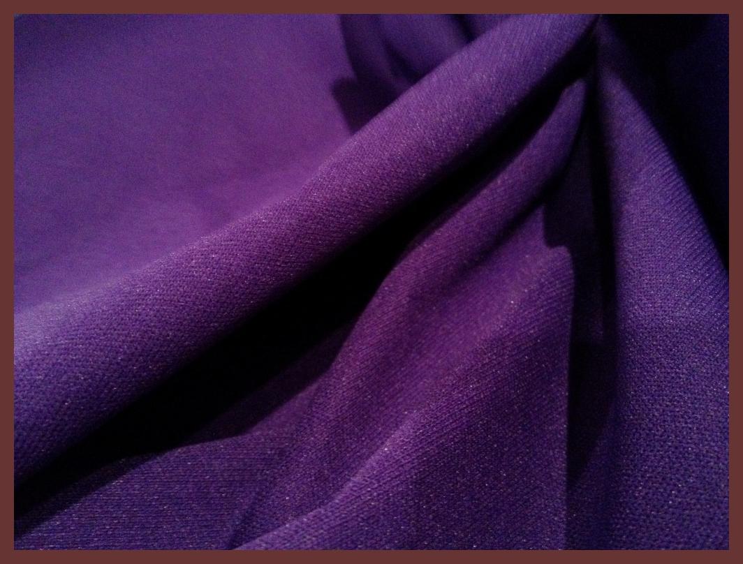 """PUL Cuts 21"""" X 22"""" Purple"""