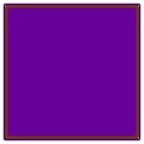 "1"" FOE Purple"