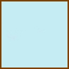 "Bamboo Velour Pale Blue 29/30""X60"""