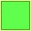 "1"" FOE Spring Green"