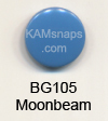 BG105 Moonbeam  * 50 * complete snap set