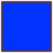 "PUL Cuts  18"" X 18""  Blue"