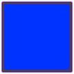 """PUL Cuts 18"""" X 20"""" Blue"""