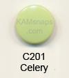 C201 Celery  * 25 *  Complete snap set