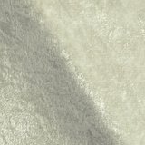 """Crushed Velvet """"Panne"""" Ivory - by the Yard"""