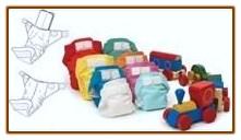 Jalie Cloth Diaper Pattern #2907
