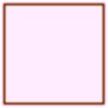 """PUL Cuts 20"""" X 21"""" Pale Pink"""