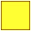 "PUL Cuts  20"" X 21""  Yellow"