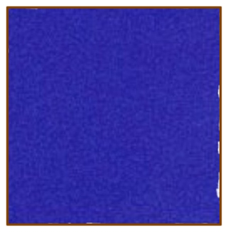 Blue Microfleece by the Inch