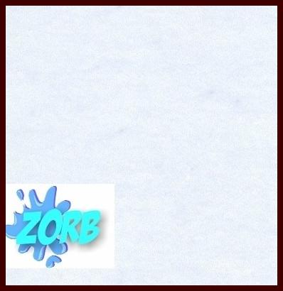 """Zorb 12"""" X 44/45"""" wide"""