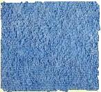 Microfiber Microterry BLUE by the YARD