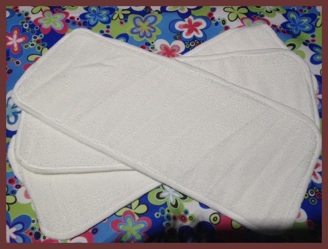 Microfiber Inserts ONE SIZE
