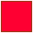 "1"" FOE Red"