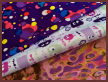 Cuts Collection: Purples 3 PUL Prints