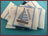 Sailboat Label